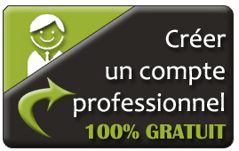 Creer compte professionnel
